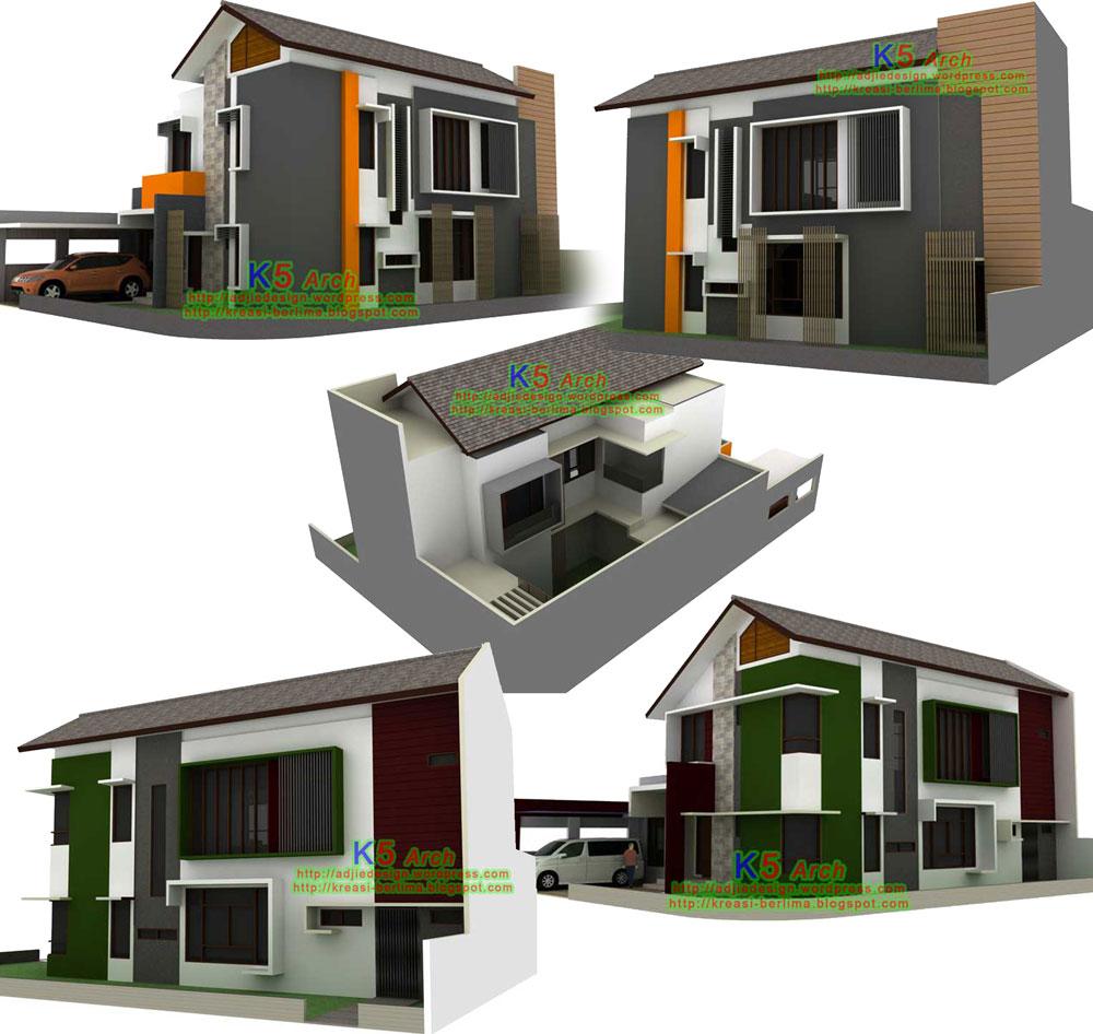 denah new jasa desain interior rumah minimalis murah di