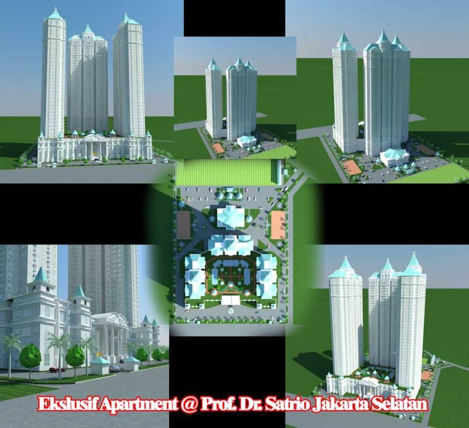 proposal ekslusif apartemen @ satrio
