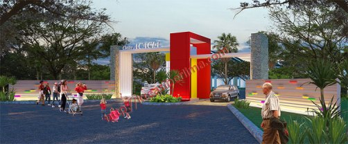 Main Gate Cluster Acacia GDC