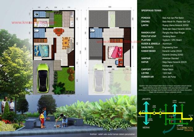 gardenia-townhouse-serpong-